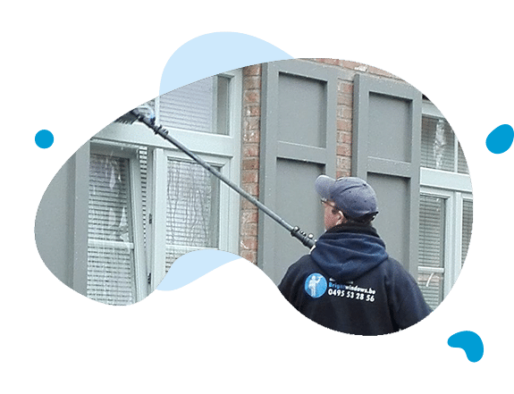 glazenwasser vinden in Belgie