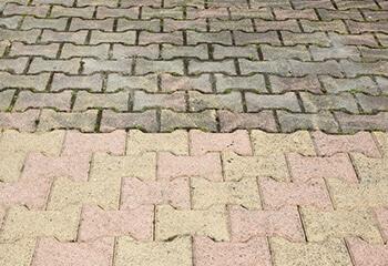 terras laten reinigen door een schoonmaakbedrijf